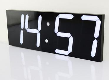 đồng hồ treo tường led
